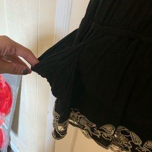 Twenty-One Lace Tank Top with Pockets